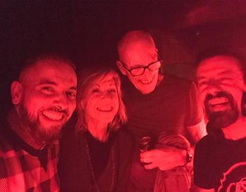 Robotnick 69yo  (2019) with Baldelli, Denatella, Afi